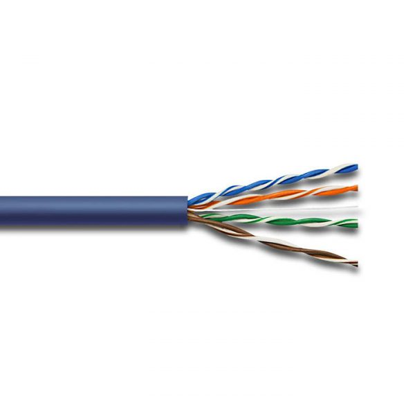 1007 – 24 AWG 4 Pair Cat 5E 350 MHz CMR