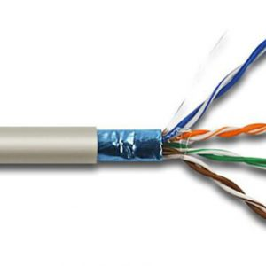 1487 – SySPEED® 10G 23 AWG 4 Pair Cat 6A F/UTP CMP